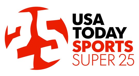 The USA TODAY Sports Super 25 rankings.