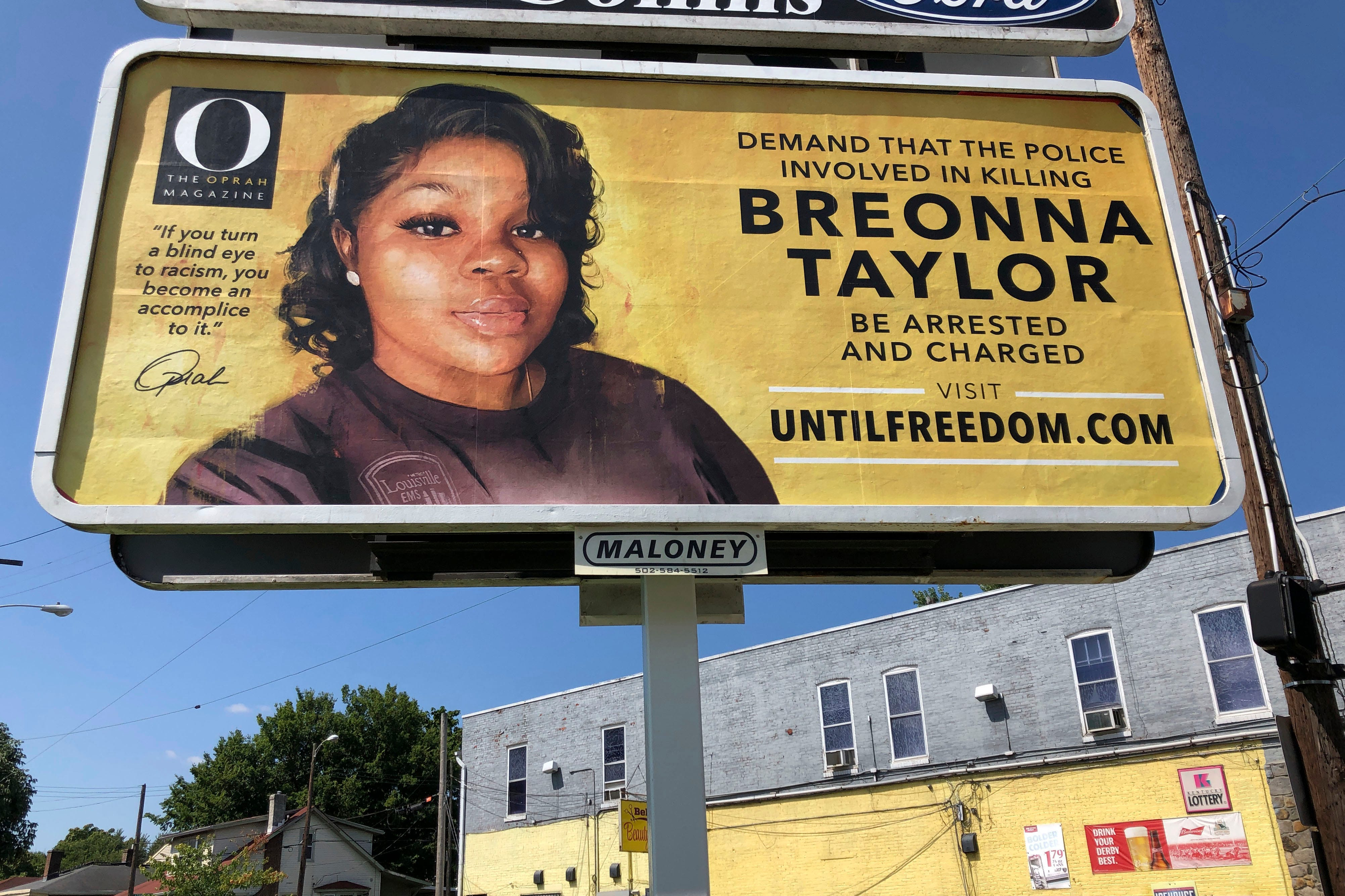 Breonna Taylor decision: