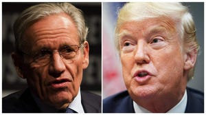 Donald Trump told the Washington Post's Bob Woodward COVID-19 was deadlier than the flu. But the Watergate reporter held the news for his book 'Rage.'