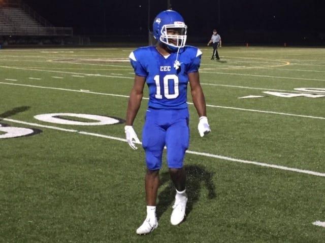 Conwell-Egan's Andrew Garwo had committed to Colorado State in May.  [CONWELL-EGAN CATHOLIC]