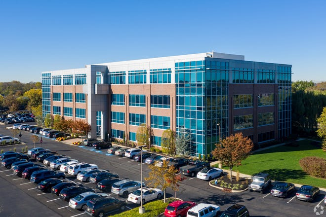 Nessel Development owns several office complexes in South Jersey, including this one at 330 Fellowship Road in Mount Laurel.