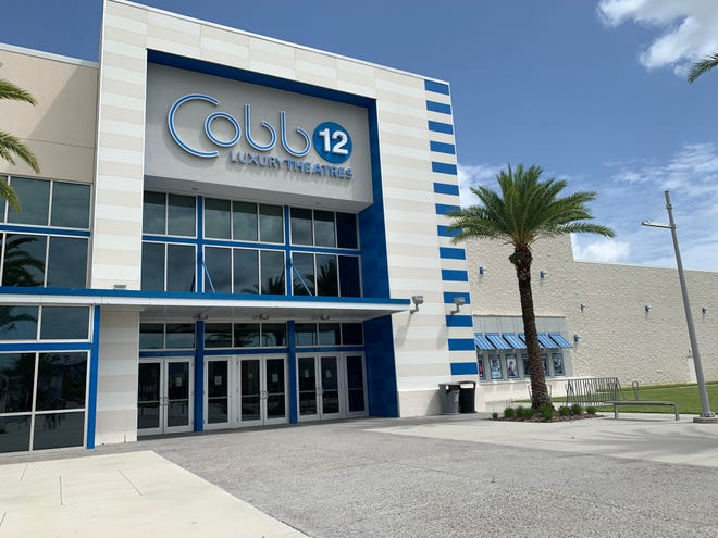 The 12-screen movie theater at One Daytona, pictured on July 30, 2020, reopened Friday, Sept. 18 under a new name: CMX Cinemas Daytona Luxury 12. The first showing was at 12:10 p.m. The theater formerly known as Cobb Daytona Luxury Theatres had been closed since late March because of the coronavirus pandemic.