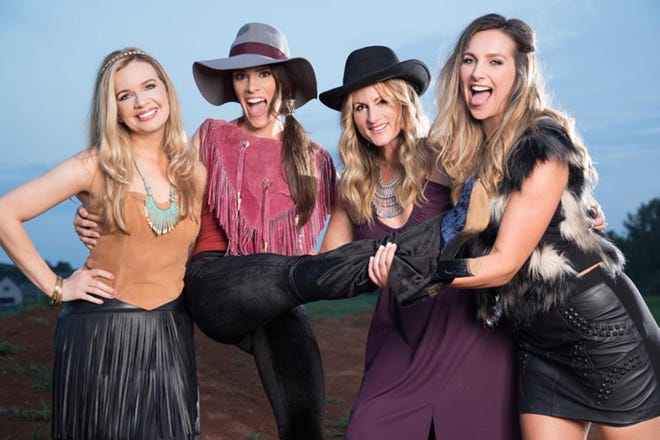 Named for a Bob Dylan song, the Nashville quartet returns to Burlington Civic Music on October 2. Lauren Lucas, Lisa Torres, Nicole Witt and Andrea Young wowed the crowd in 2015 and 2018.