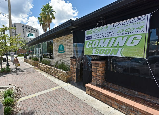 904 Tacos will soon take over the Five Points space formerly occupied by Derby House Diner.  [Will Dickey/Florida Times-Union]