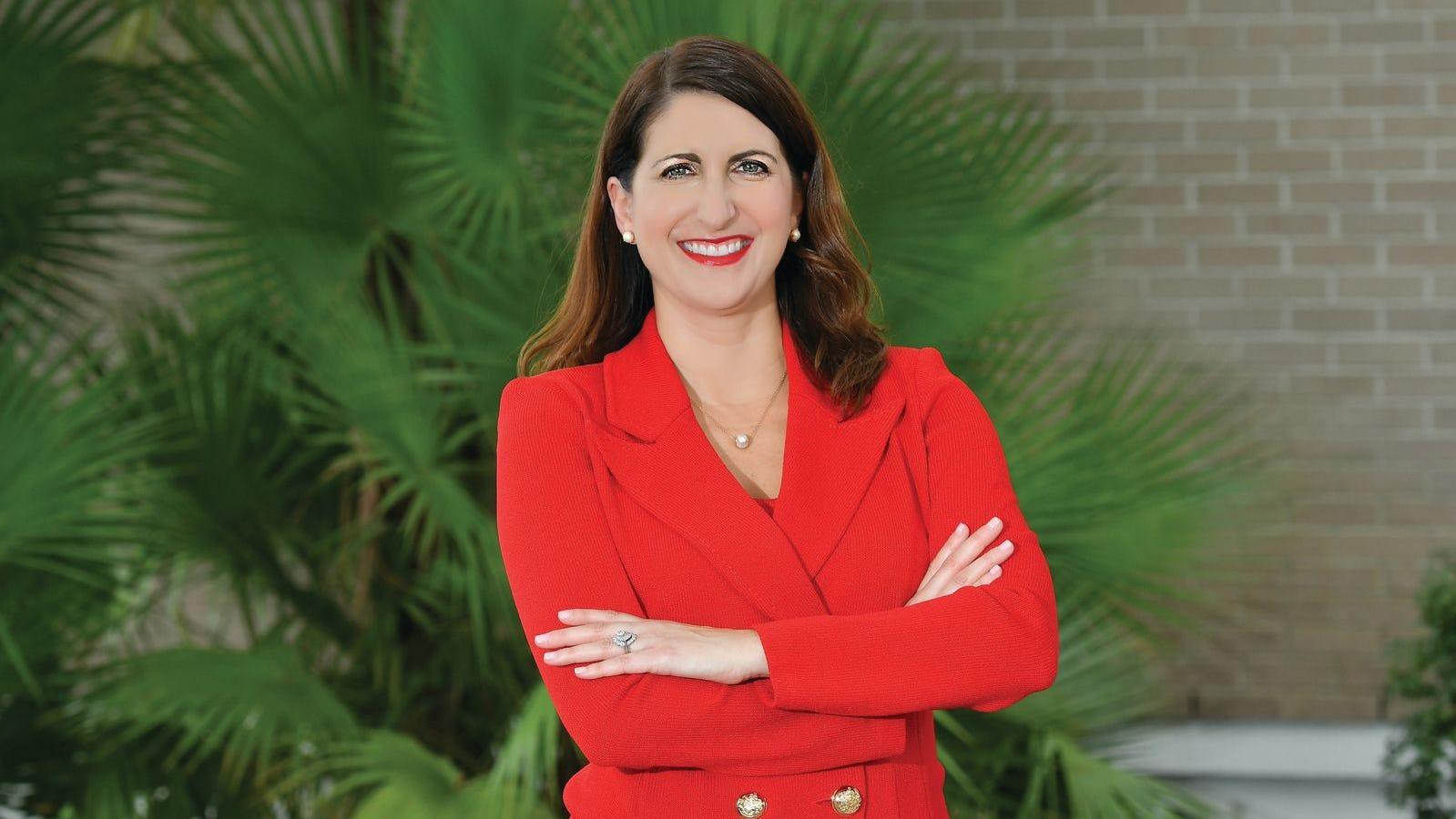 Polk State College President Angela Garcia Falconetti