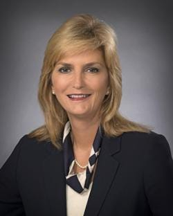 Dr. Carol F. Probstfeld, president of State College of Florida, Manatee-Sarasota