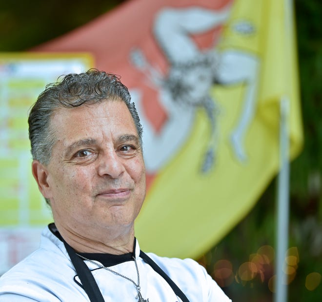 Gaetano Cannata is owner/chef of the Bradenton restaurant Ortygia, which is open for dine-in and takeout as well as recently introducing a new weekly food and wine market.