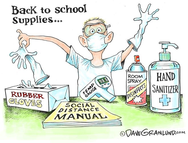 Back to school's new additions