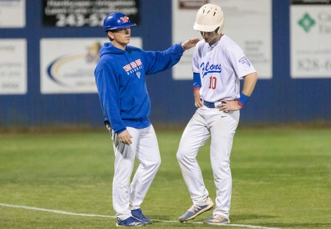 West Henderson's Wesley King has been hired as Christ School's new baseball coach.
