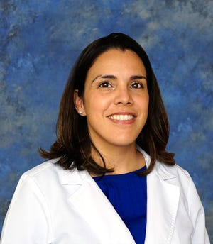 Dr. Lizabeth Saint-Hilaire is a board-certified pediatrician for OMNI Healthcare — Palm Bay.