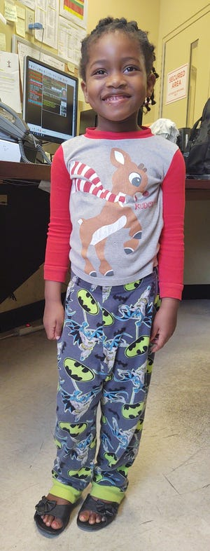 Cincinnati Police are trying to locate this child's parents.