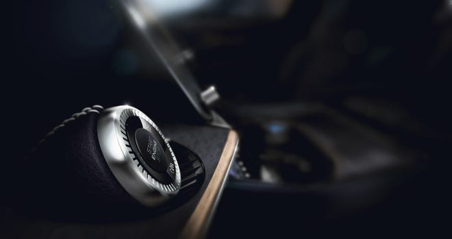 Will this button be on the inside of a Jeep Grand Wagoneer? Fiat Chrysler started teasing its Jeep fans this week with some images that suggest just that.