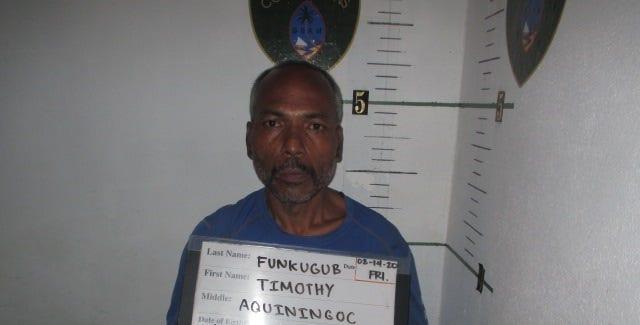 Timothy Funkugub