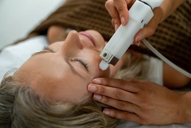 Here's how laser treatments can improve your skin.