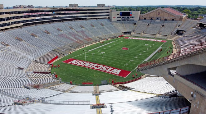 Camp Randall Stadium could host games soon if President Donald Trump and some Big Ten coaches and athletic directors have their way.
