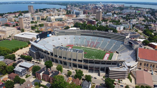 Some UW football recruits will get their first in-person look at Camp Randall Stadium in June with the return of campus visits, which were suspended for more than a year due to the COVID-19 pandemic.