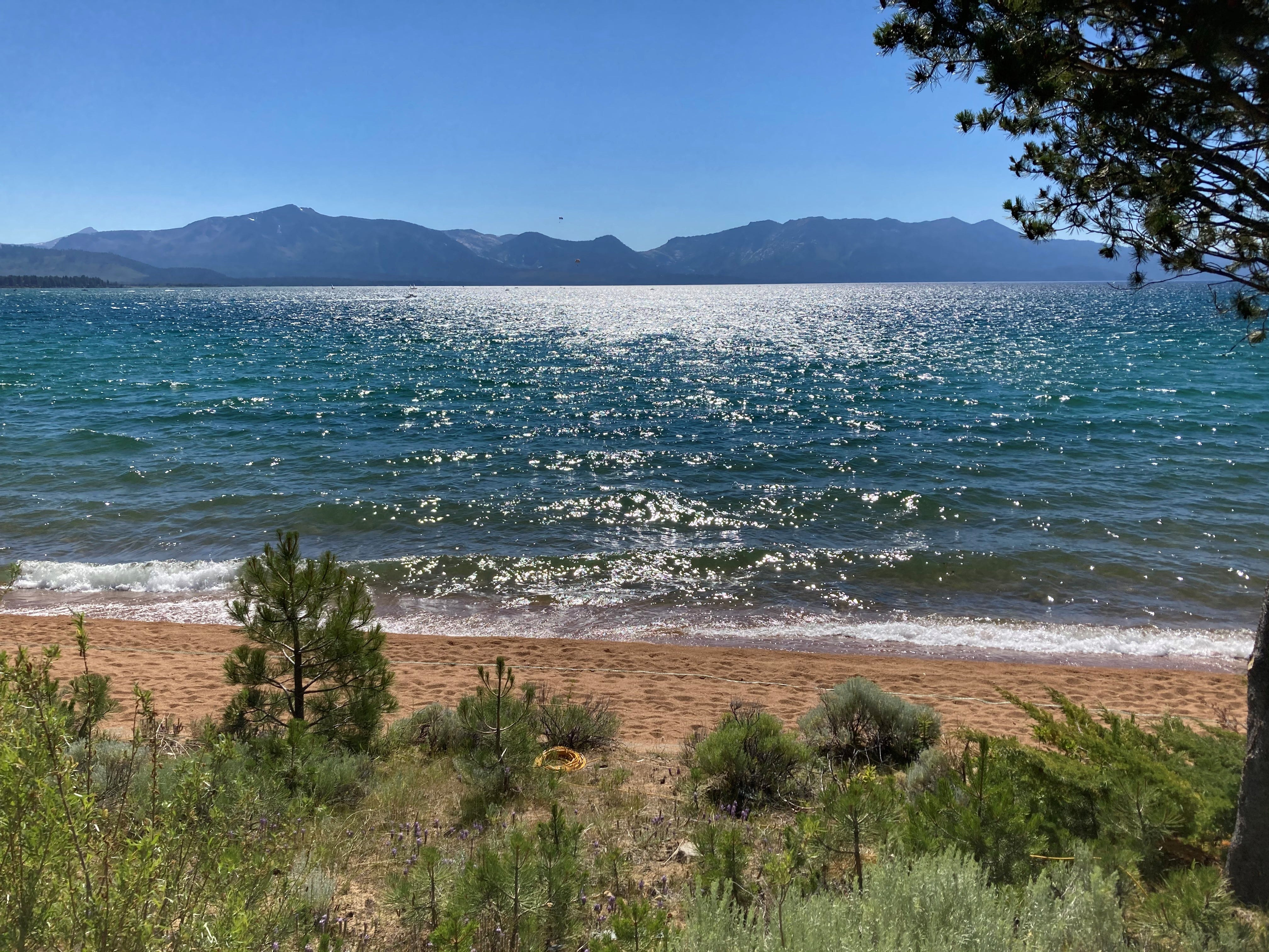 Lake Tahoe  tragedy : Woman drowns after falling off boat, man hospitalized with hypothermia, 6 children rescued