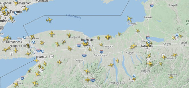 Flightradar24 is the COVID-friendly way to imagine you're flying.
