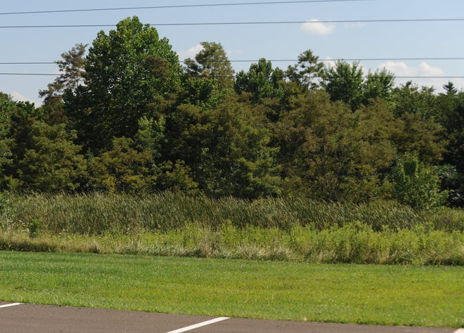 The new Muskingum County Dog Warden Facility will be built on a lot behind the Muskingum County Juvenile Center.