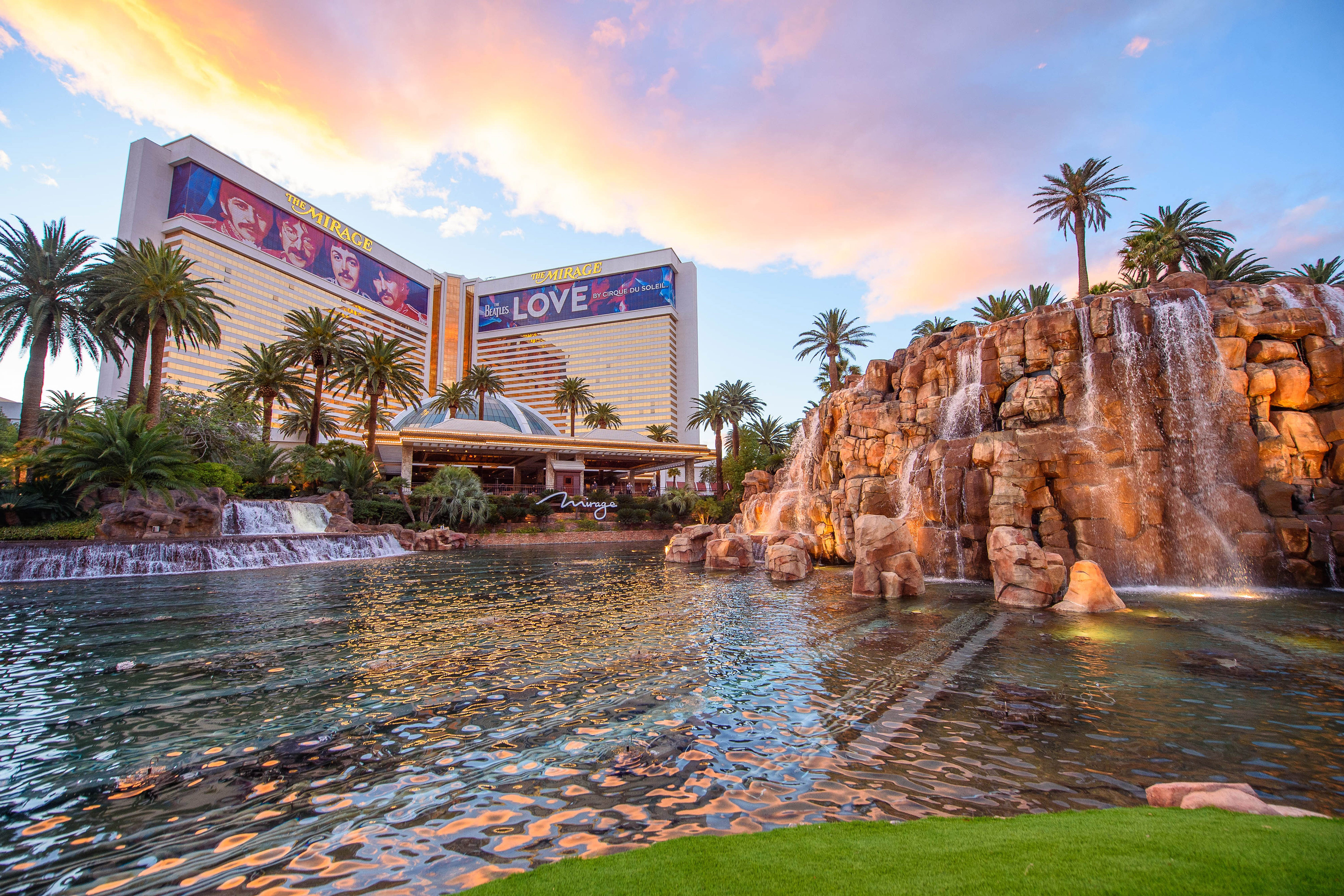 Las Vegas hotel casino reopenings: MGM Resorts to reopen The Mirage