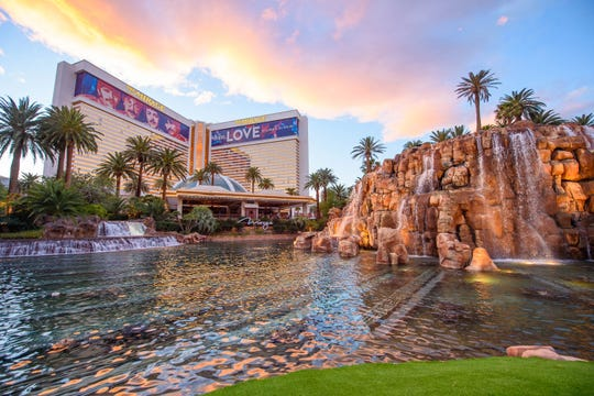 The Mirage Las Vegas casino resort will be closed midweek into February 2021 due to weak bookings during the coronavirus pandemic.