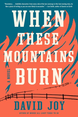 """When These Mountains Burn,"" by David Joy."