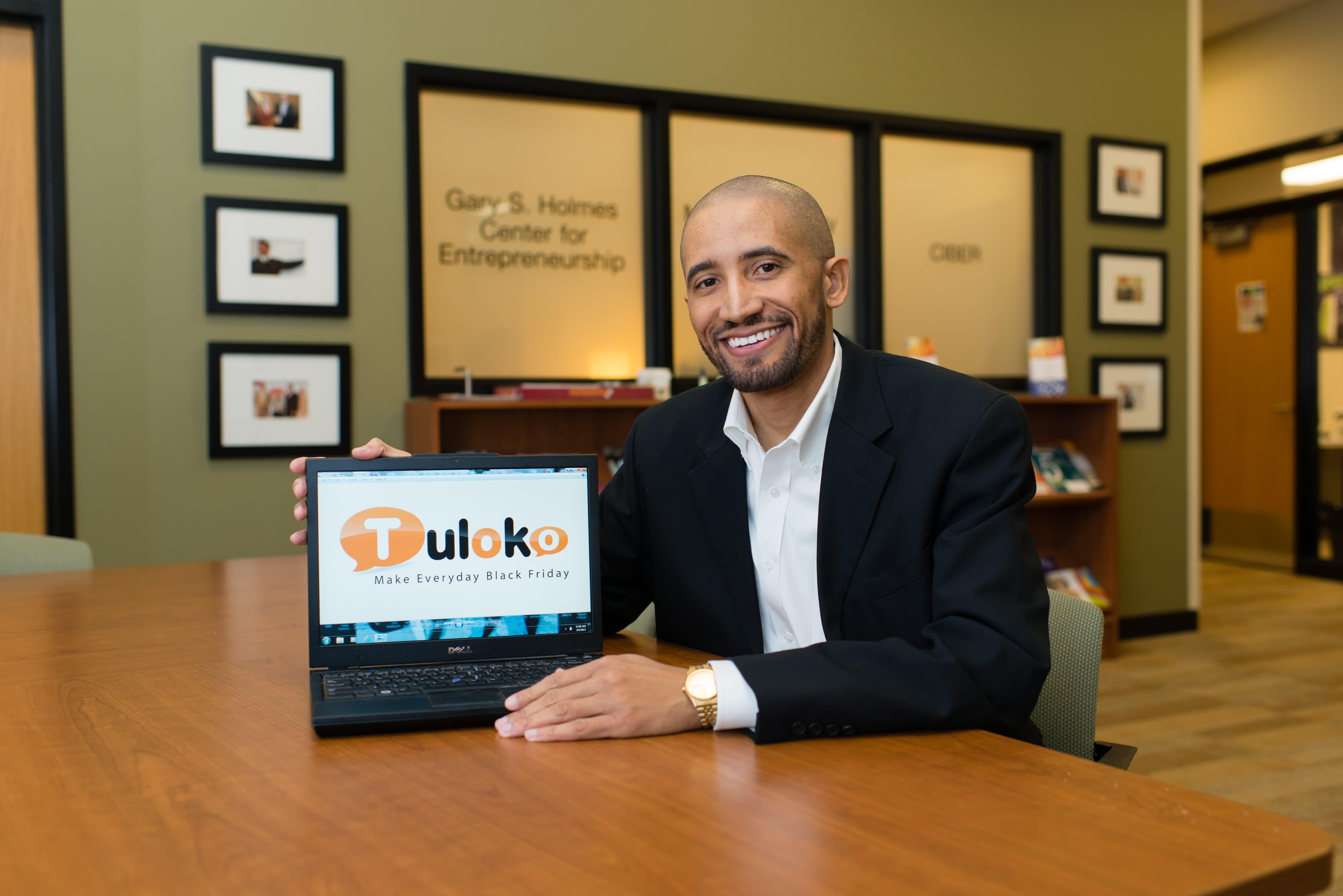 Entrepreneur Duane Johnson