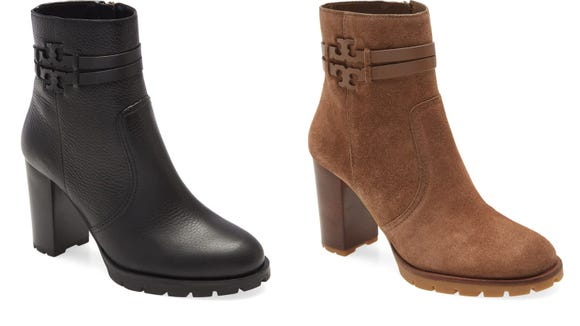 These pricey boots are finally discounted.