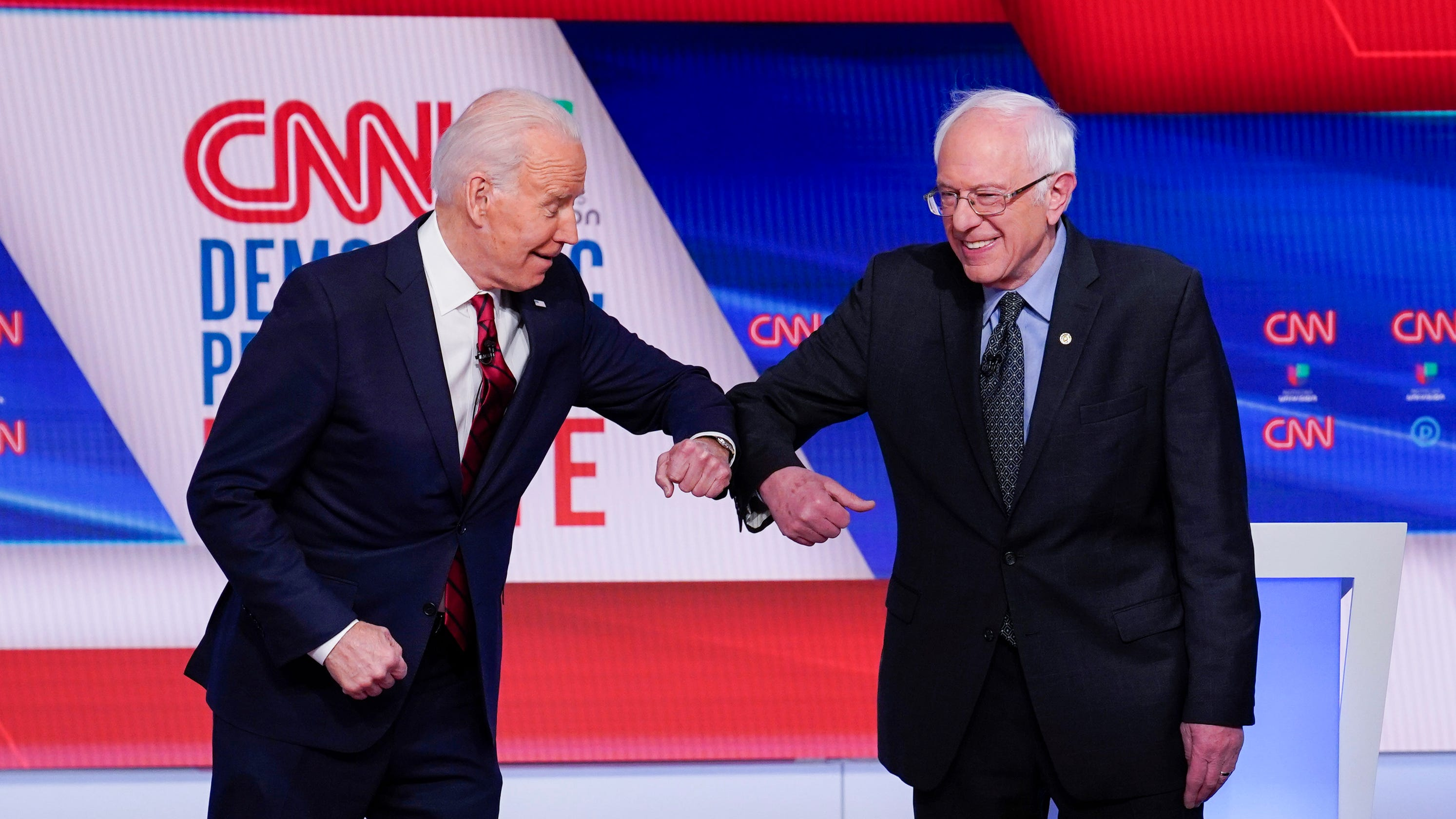 Sanders, Kasich to speak as Democrats look to unite both sides of the aisle