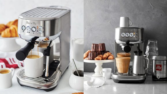 You can finally save on the Breville espresso maker of your dreams.
