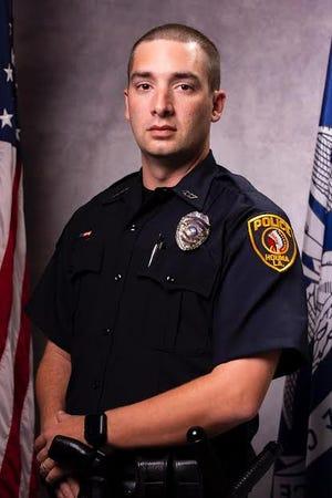 Houma Police Officer Adam Guillot