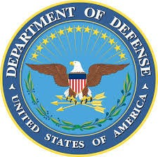 Logo of the United States Department of Defense