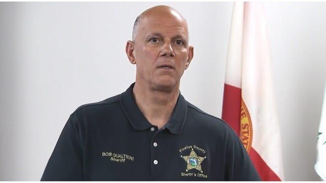Pinnella County Sheriff Bob Gualtieri