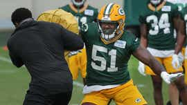 Packers' Krys Barnes driven to make other teams feel 'they missed on something great