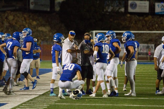 Dixie got its first win of the season against Hurricane in a big way.