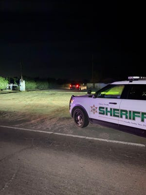 Tulare County detectives responded to a homicide in the 10000 block of Avenue 400 in Dinuba on Friday, August 14, 2020.
