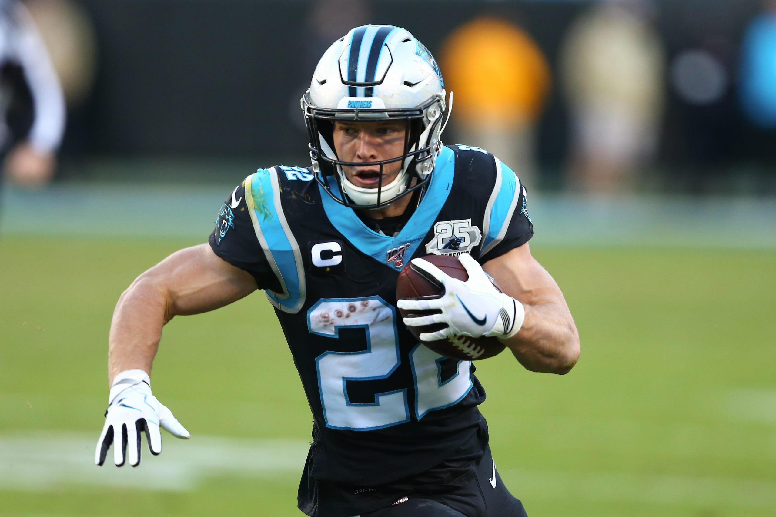 Fantasy Football 2020 Top 50 Overall Rankings Led By Christian Mccaffrey