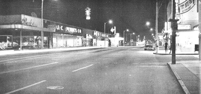 Andrew's Grill spanned more than 50 years on Washington Street, back into a time where Petersburg was an epicenter for department stores, restaurants, furniture and all other forms of commerce.