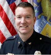 Geoffrey Smith, Director of Public Safety, Sturgis, Mich., Police Department