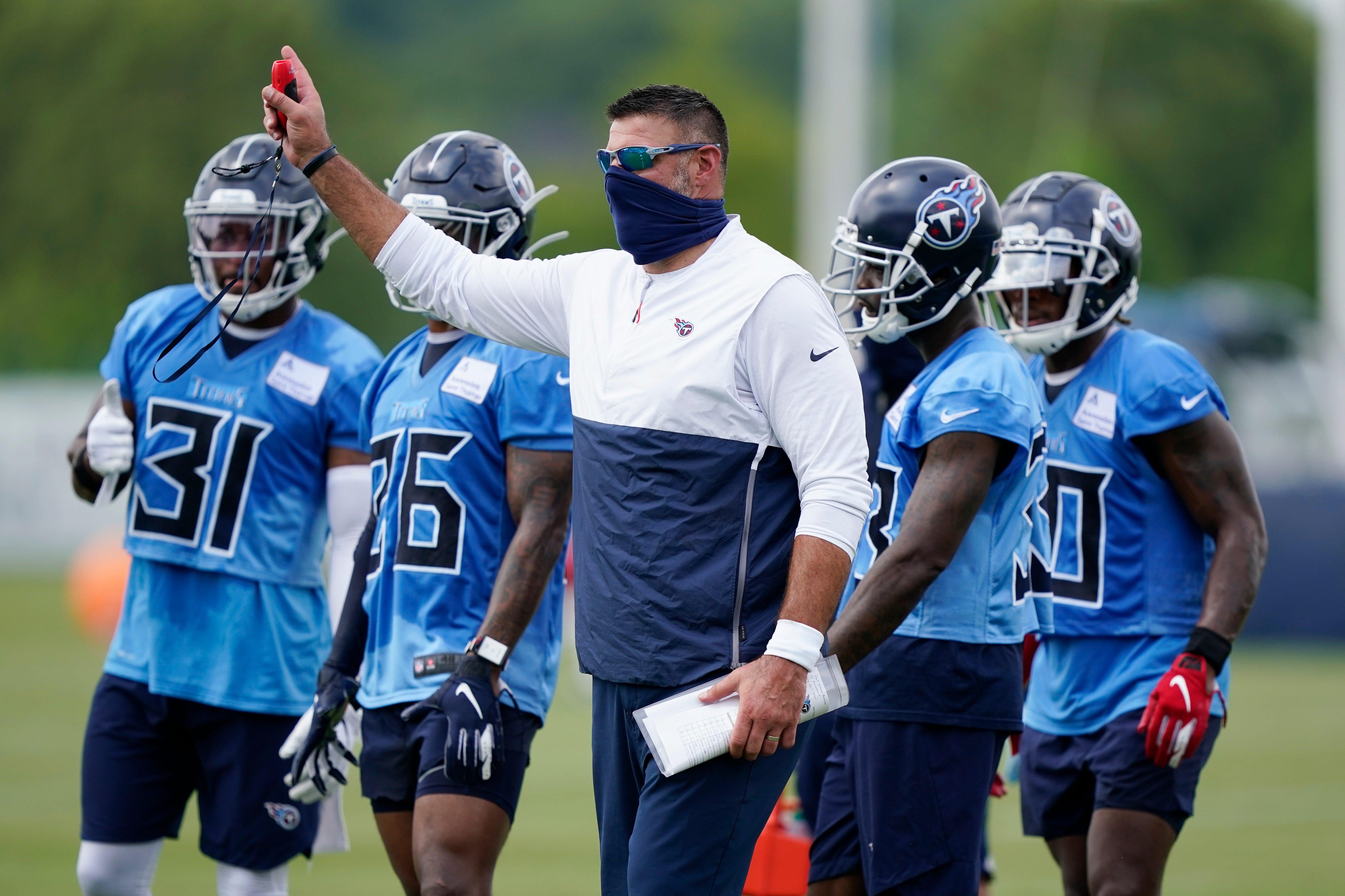 Titans report no positive COVID-19 tests; Patriots have no cases either, per reports