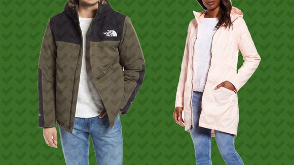 These styles for men and women are just right for the coming season.