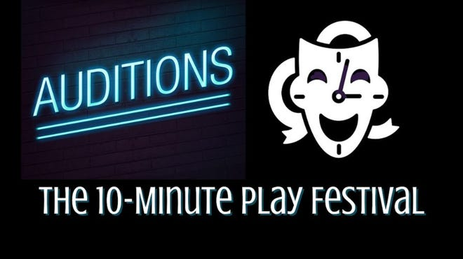 10-Minute Play Festival auditions