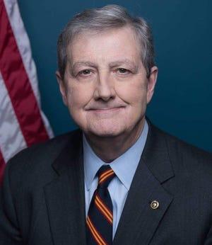Louisiana Sen. John Kennedy