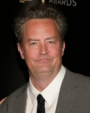 Actor Matthew Perry is turning 51. [Brent N. Clarke/Invision/AP]