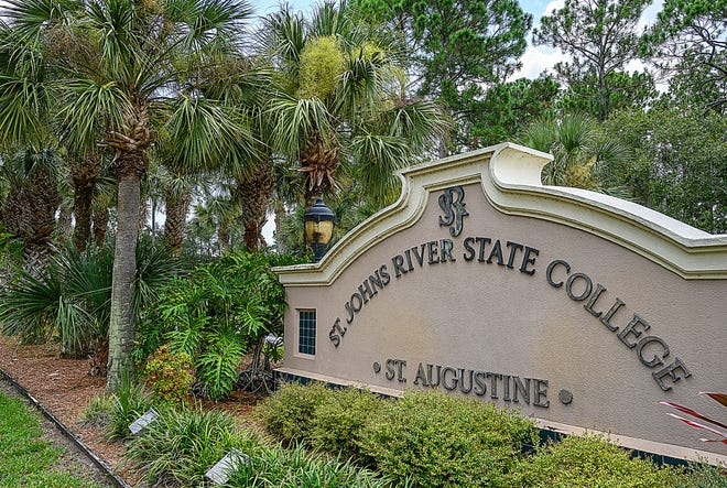 The St. Augustine campus of St. Johns River State College.