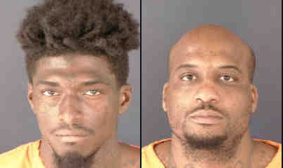 Bezlee Gourdine, 26, of Sarasota, and Roshard Williams, 34, of Sarasota, have been arrested in connection with shootings in Sarasota.