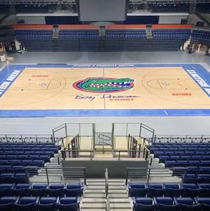 O'Connell Center. [Courtesy of UAA]