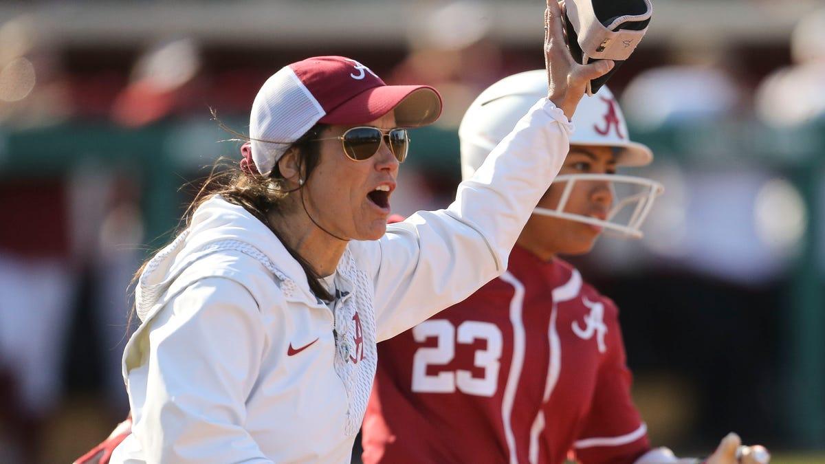Alyson Habetz: A look at the Alabama Crimson Tide softball assistant coach