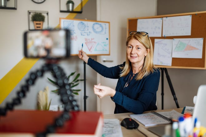 Teachers venturing into a virtual learning environment have the opportunity to mix up ways to engage students during online classroom sessions.