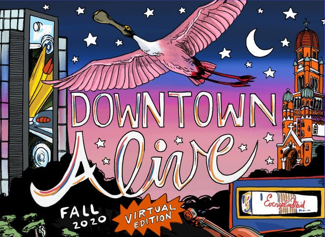 Downtown Alive!, the longest running outdoor concert series featuring local and regional artists, has its virtual concert lineup